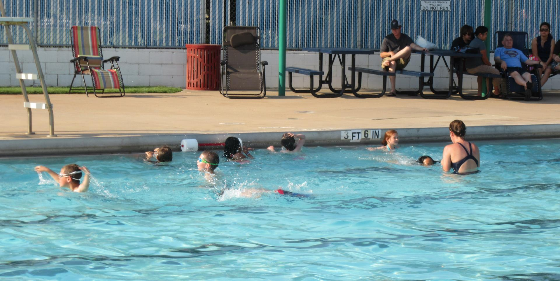 Amarillo parks and recreation home parksrec for Amarillo parks and recreation swimming pools