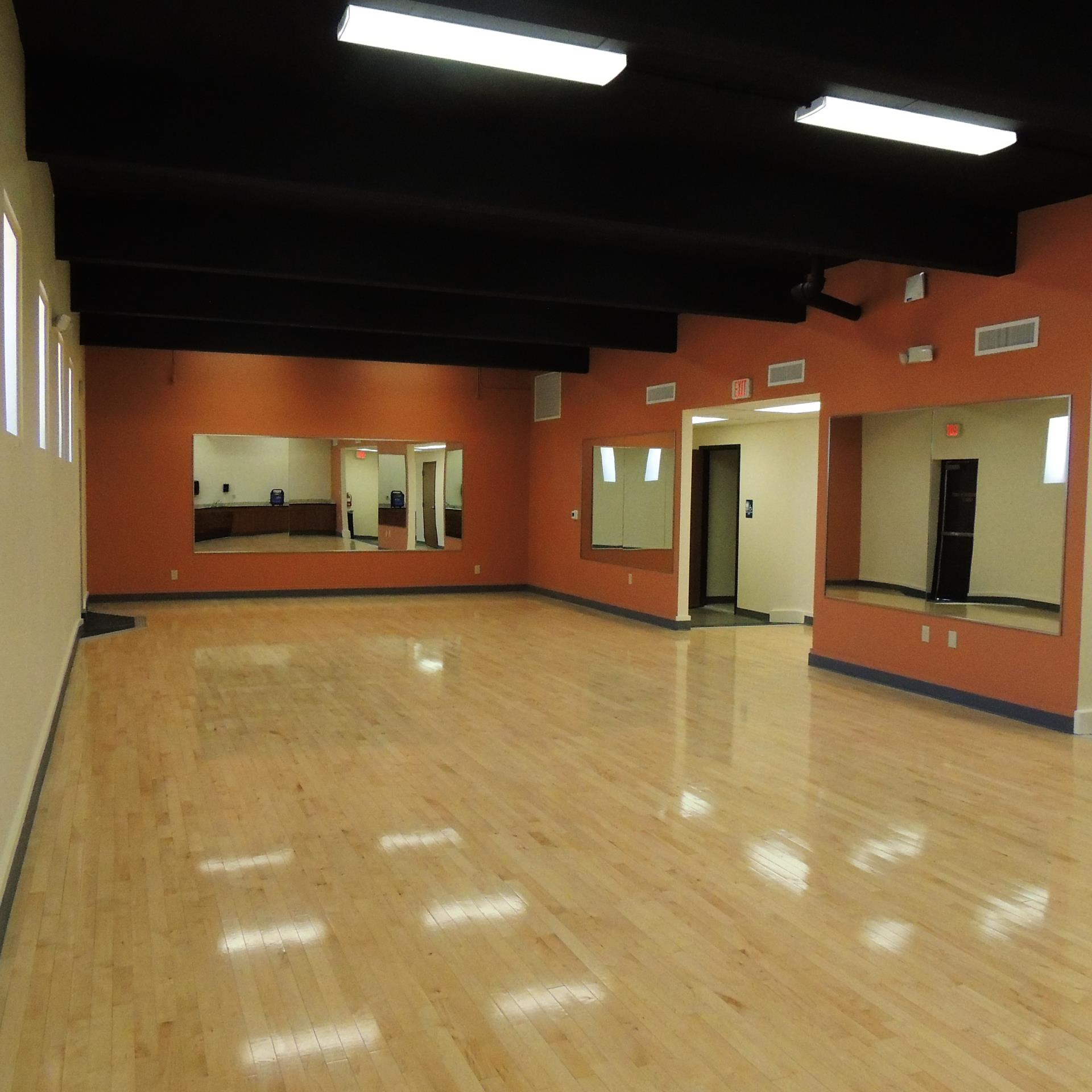 Dance, Fitness, Aerobics Room