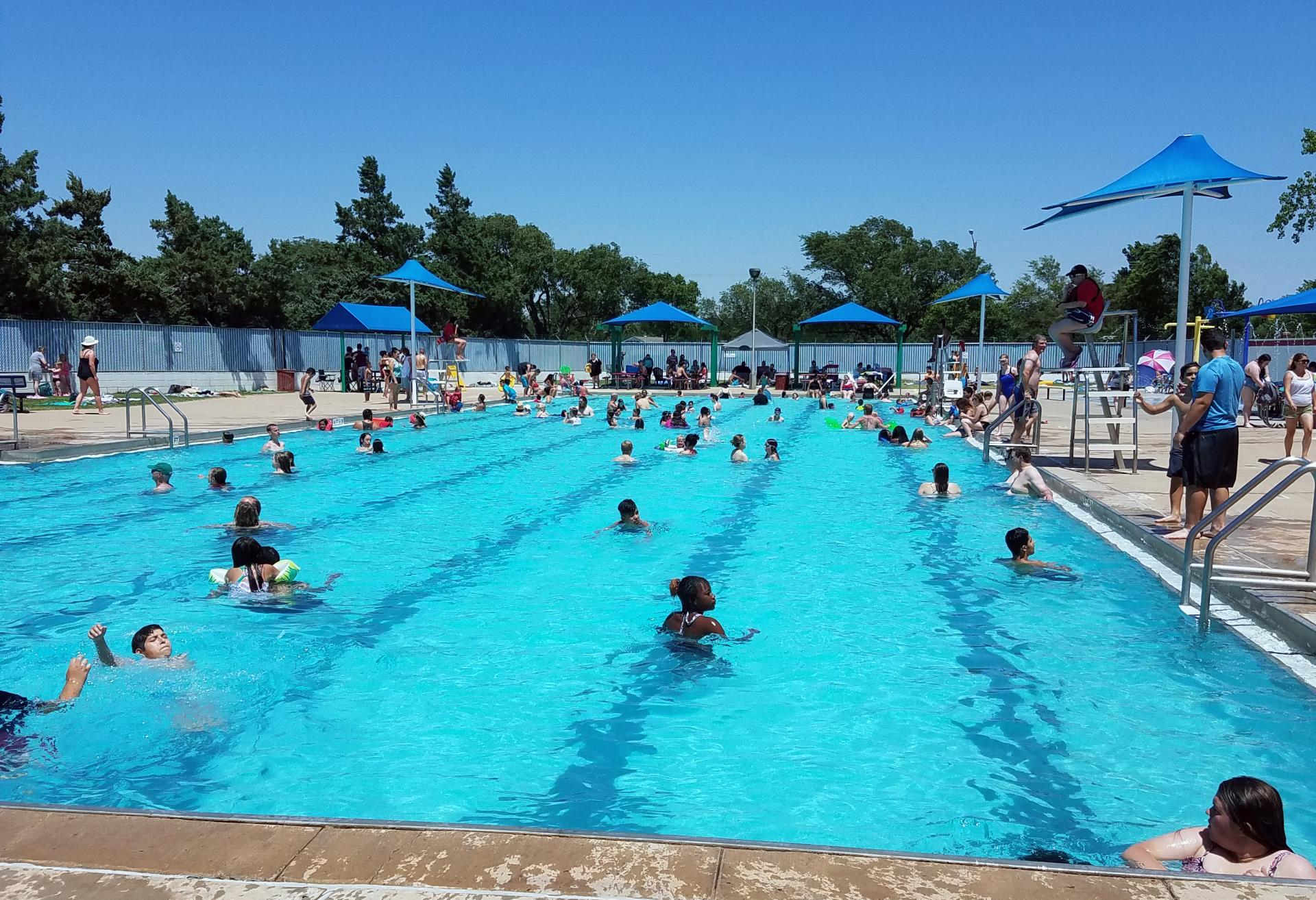 aquatics amarillo parks and recreation